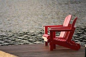 Chalets à louer au Lac Saint-Jean - Tourisme - Destination Las St-Jean