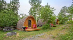 hebergement Terrain de Camping Belly - pod - activité - Tourisme Lac Saint-Jean - Destination - ou manger - ou dormir